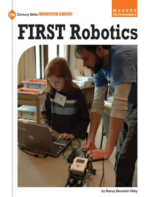 cover image of FIRST Robotics